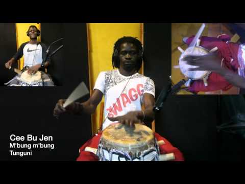 Sabar - Drums From Senegal - Tambores do Senegal - DVD Demo vídeo