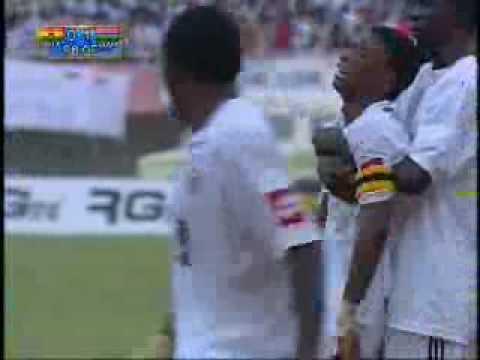 Gambia vs Ghana u-17 soccer