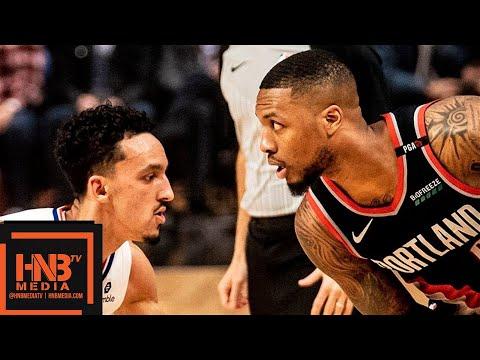 LA Clippers vs Portland Trail Blazers Full Game Highlights | March 12, 2018-19 NBA Season