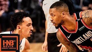 LA Clippers vs Portland Trail Blazers Full Game Highlights   March 12, 2018-19 NBA Season