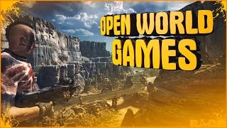 TOP 10   Best Games for Low PC OPEN WORLD #32