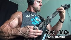 PAPA ROACH - Last Resort Guitar Cover By Kevin Frasard