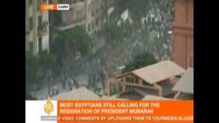 02.02 Egypt on fire - Battle for Egypt - March of Millions - Rage Friday - Down with Mubarak 2