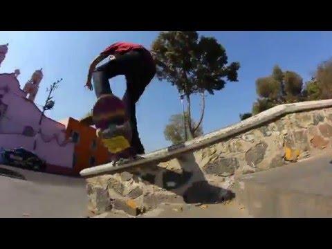 Videoparte Miguel Salamanca X Crooked Soul Skateshop