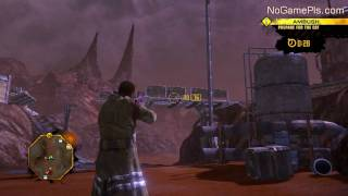 Red Faction: Guerrilla Walkthrough 02 Ambush!