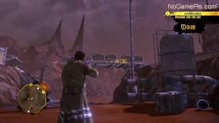 Red Faction: Guerrilla Walkthrough 02 Ambush!
