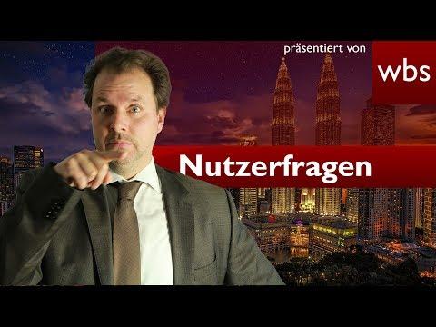 Darf ich in Deutschland Land kaufen und meine eigene Stadt gründen? | Nutzerfragen RA Solmecke