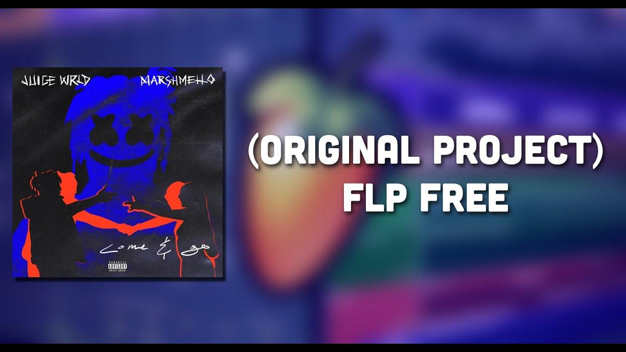 Juice WRLD ft. Marshmello - Come & Go (Original Project) [FREE FLP]