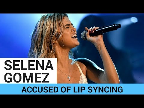 Download Youtube: Did Selena Gomez Lip Sync Her American Music Awards Performance?
