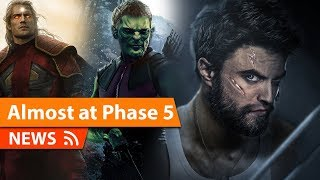 Marvel ALMOST Revealed Phase 5 at SDCC