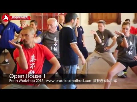 Perth Workshop Open House  2015