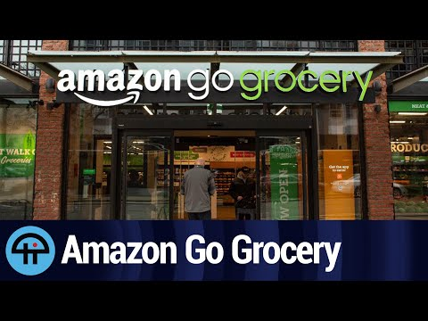 Banana Nabber: The New Amazon Go Grocery Store