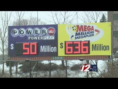 Mega Millions hits near jackpot record