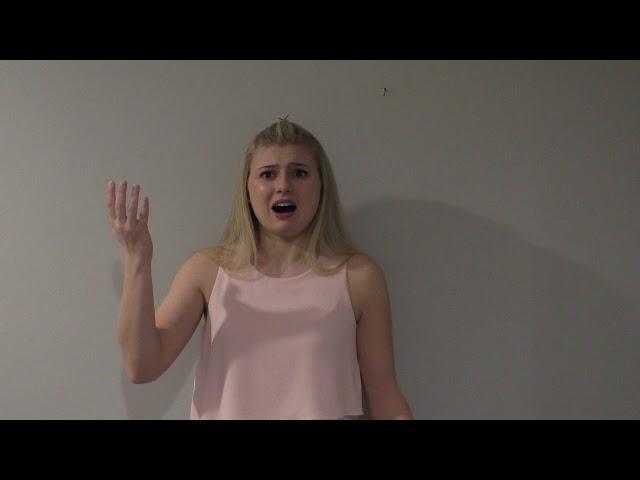 Brooke Pamela Nagel 2018 WCT Audition