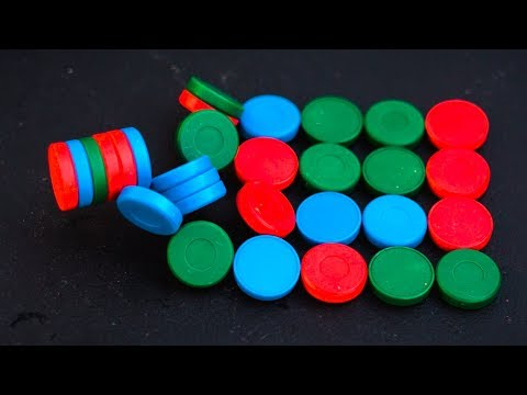 Mesmerizing Magnet Clusters Collapsing in SLOW MOTION