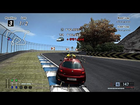 [#1545] Gran Turismo 4 - Alfa Romeo GT 3.2 V6 24V '04 PS2 Gameplay HD