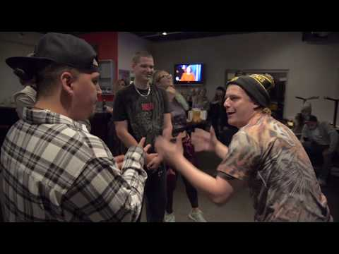 UGK Kingston Presents: Krayzed Naize vs. NoteWorthy - Rap Battle - **PROMO**
