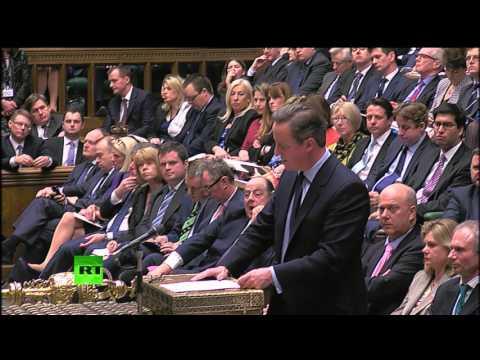 Cameron explains EU deal