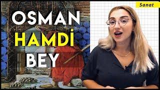 Şifreleri Çözmek Osman Hamdi Beyin Sakıncalı (?) Resimleri