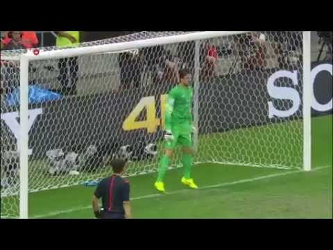 Tim Krul playercam netherlands-costa rica