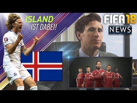 ISLAND IST DABEI! ● DAS IST NEU IM KARRIERE- & STORYMODUS | FIFA NEWS
