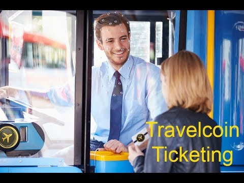 Travelcoin Decentralized Ticketing - Live Demo - Initial Coin Offering