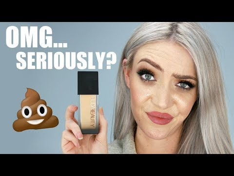 Huda Beauty #FAUXFILTER Foundation...this is the WORST