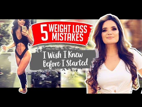 5-weight-loss-mistakes-│-i-wish-i-knew-before-i-started-│-gauge-girl-training