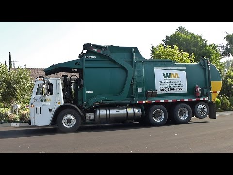 Waste Management Mack Le Wittke Fel