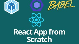 Gambar cover Setup React app from SCRATCH | Webpack 4, Babel 7 and Eslint(Airbnb style guide)