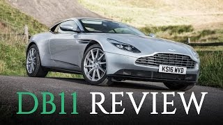 Aston Martin DB11 Review: Proof That Downsizing Doesn't Always Suck