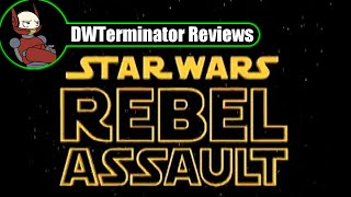 Classic Review - Star Wars: Rebel Assault