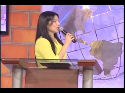 Aprendiendo a caminar con el Espíritu Santo| Andrea Morales | 16 de Junio 2013