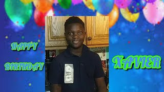 OUR YOUTUBE FAMILY WISHES XAVIER HAPPY BIRTHDAY