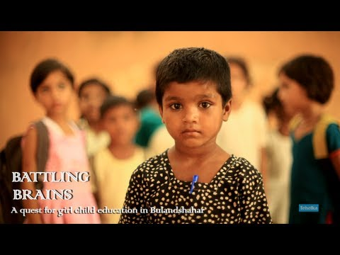 BATTLING BRAINS: A quest for girl child education in Bulandshahar