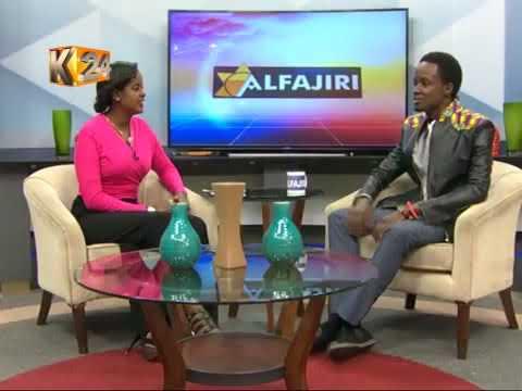 K24 Alfajiri: Meet Robert Mũnũku - Visual Artist & Filmmaker