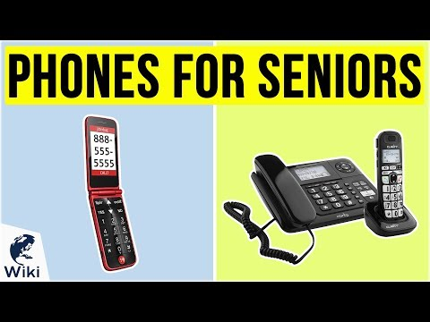 10 Best Phones For Seniors 2020