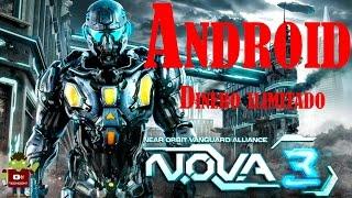 NOVA 3 V.1.0.8e Para Android  APK + DATOS [Dinero Ilimitado]