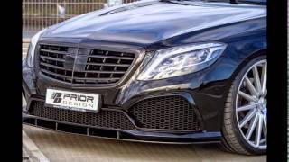 видео Тюнинг Mercedes S-class  W222