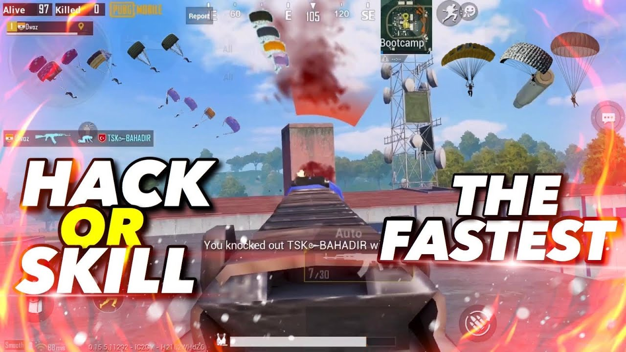 AM I A CHINESE PRO? | THE FASTEST PLAYER | PUBG MOBILE