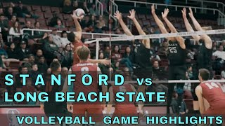 Stanford vs Long Beach State Men
