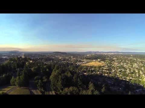 RockyButte/ Joseph Wood Hill Park1080p 48fps (Sunrise+2hours)