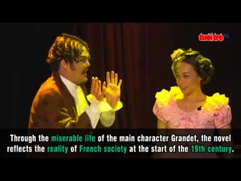 French novel Eugénie Grandet staged by Vietnamese artists in Ho Chi Minh City