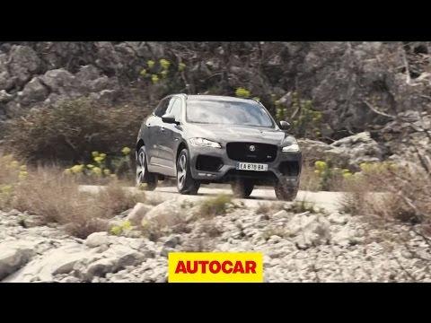 Jaguar F-Pace 3.0-litre V6 review - better than a Porsche Macan Turbo? | Autocar