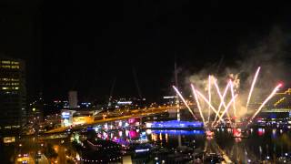 Darling Harbour Fireworks, 2015-03-06