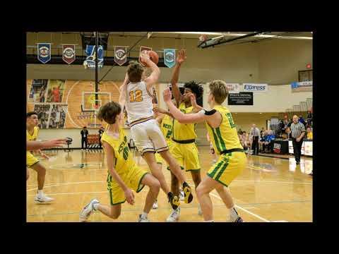 Wilson Weber 2020 Sam Barlow Basketball
