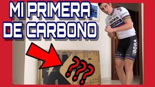 Mi Primera BICI DE CARBONO 😱 UNBOXING Dany Pro Cycling Vlog thumbnail