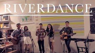 The Sam Willows (feat. Nate Tao) - Riverdance (Live Acoustic Secret Shhhow at Rockstar Singapore)