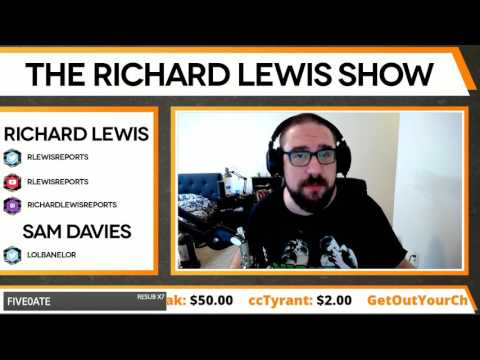 The Richard Lewis Show #67: 21 Grams