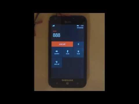 Samsung SGH-I937 (Focus S) Unlock and Repair IMEI